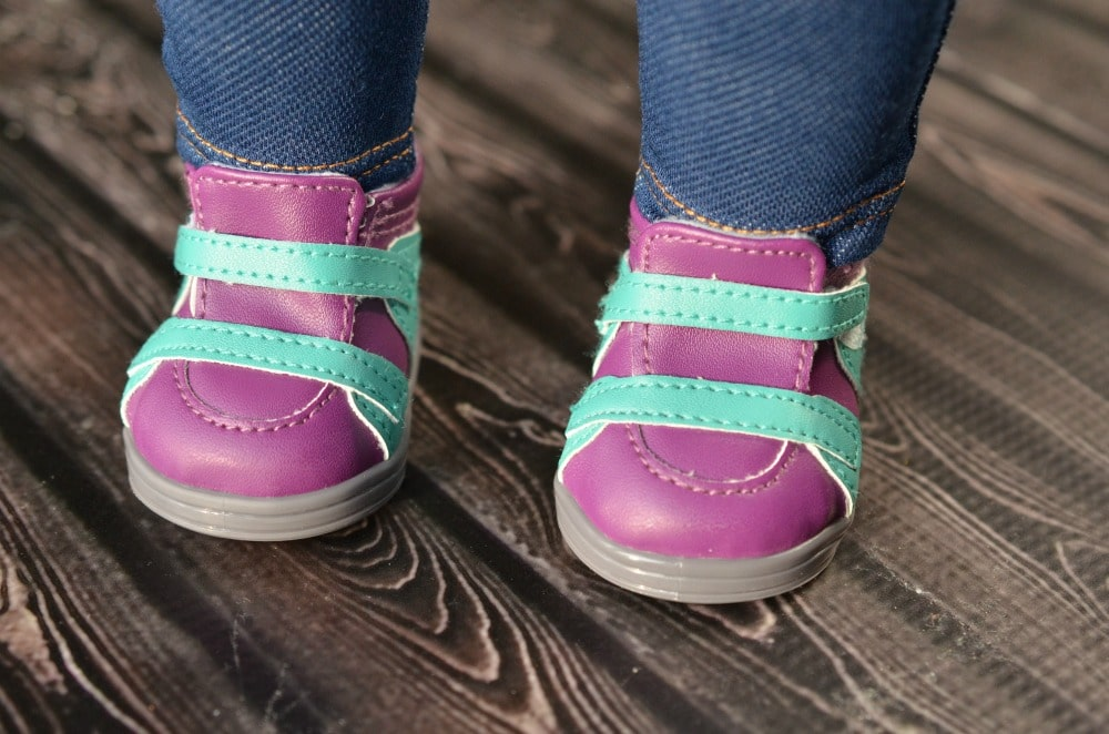 american girl doll year 2017 shoes