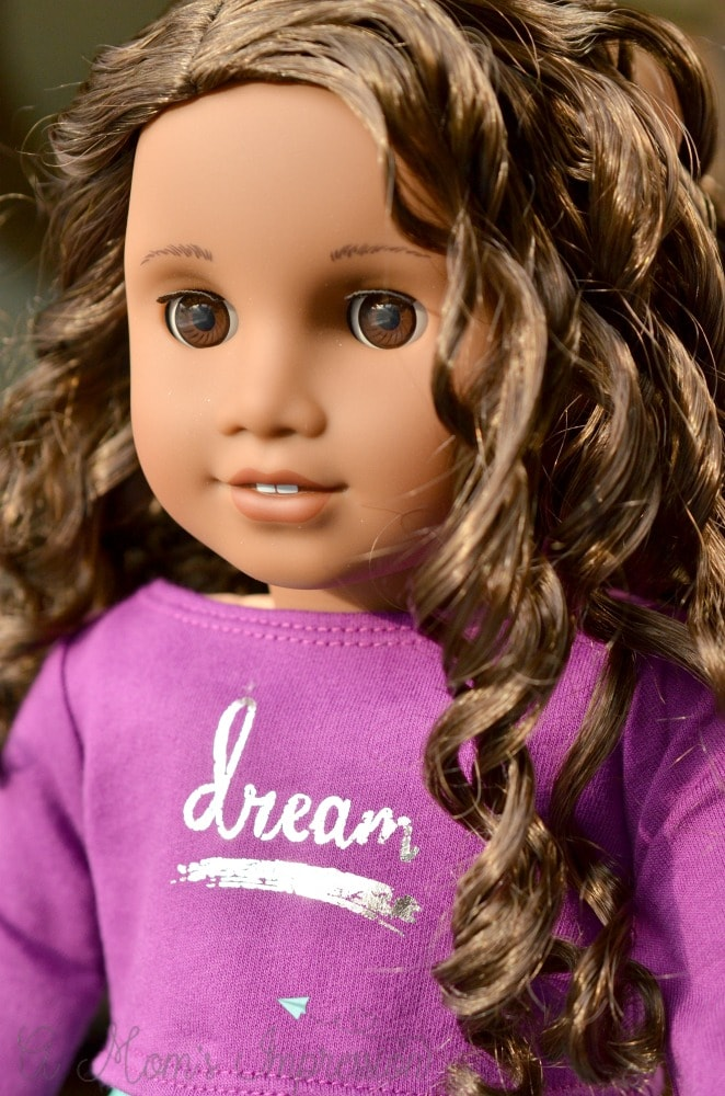 american girl of the year gabriela