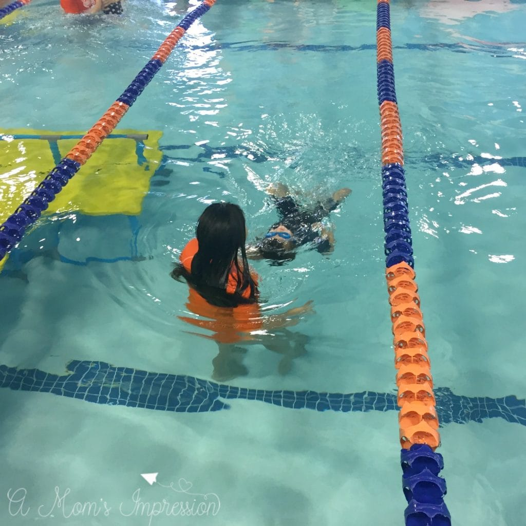 indoor swim lessons Indianapolis