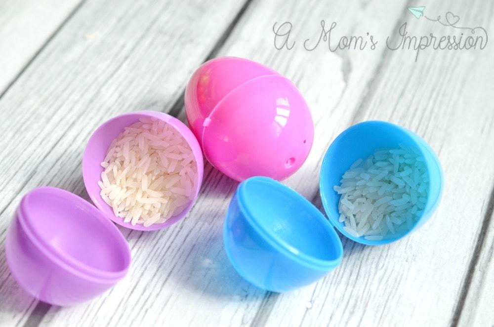 Egg Shakers for Kids
