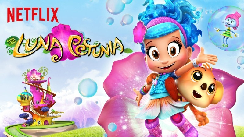 Luna Petunia The Best Netflix Shows for Girls