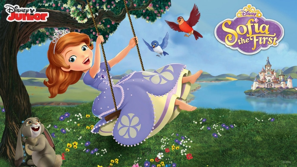 Sofia The best netflix shows for girls