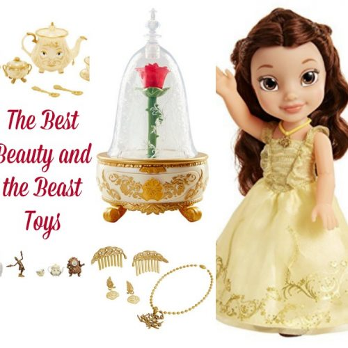 The Best Beauty and the Beast Toys 2017