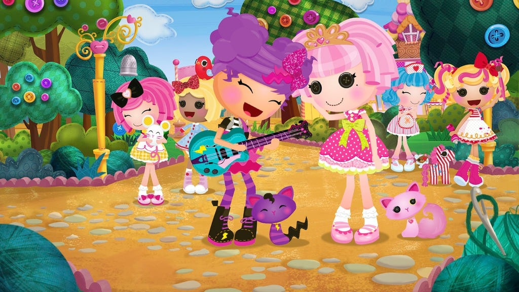 We're Lalaloopsy - best netflix shows for girls