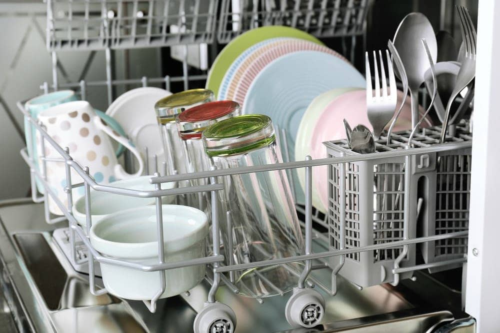 Clean Smelly Dishwasher Cleaning Buildup
