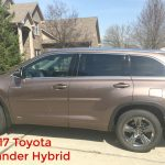 Best Vehicle for Families: Toyota Highlander Hybrid Review