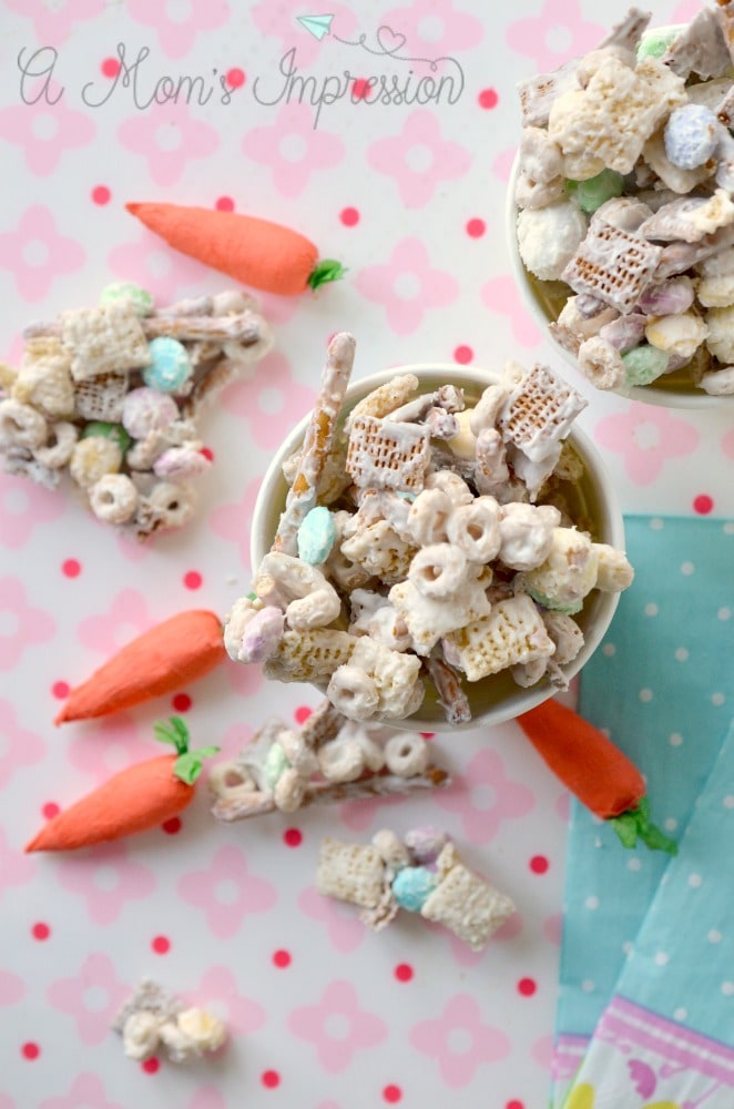 Bunny Bait - Easter Crack Recipe