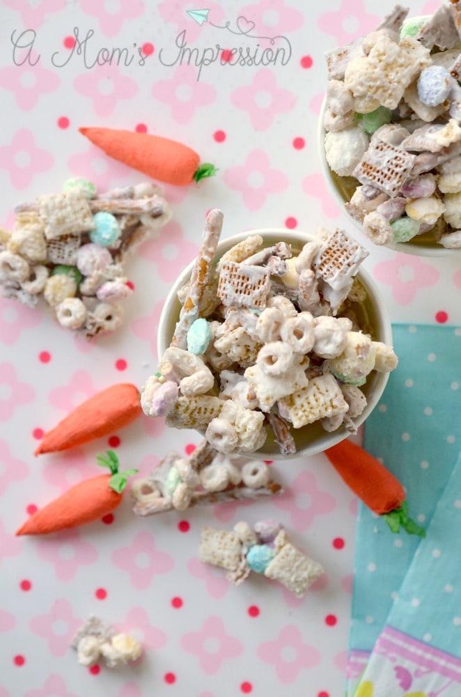 Bunny Bait - Easter Crack Recipe