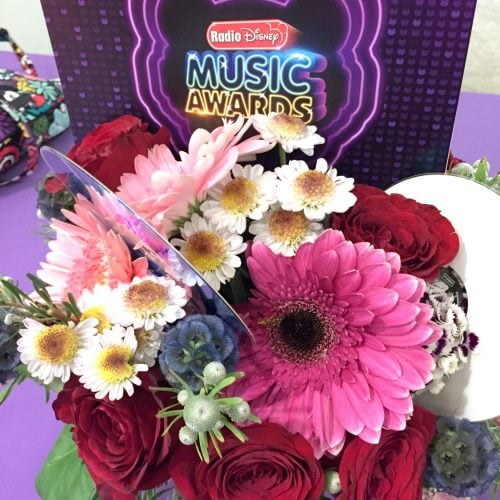 Disney Music Awards Centerpiece
