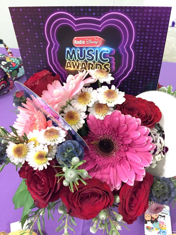 Disney Music Awards Centerpiece