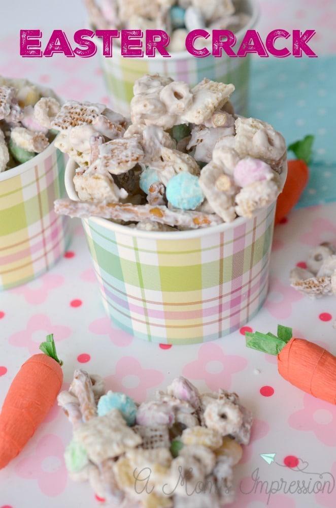 Easter Crack recipe