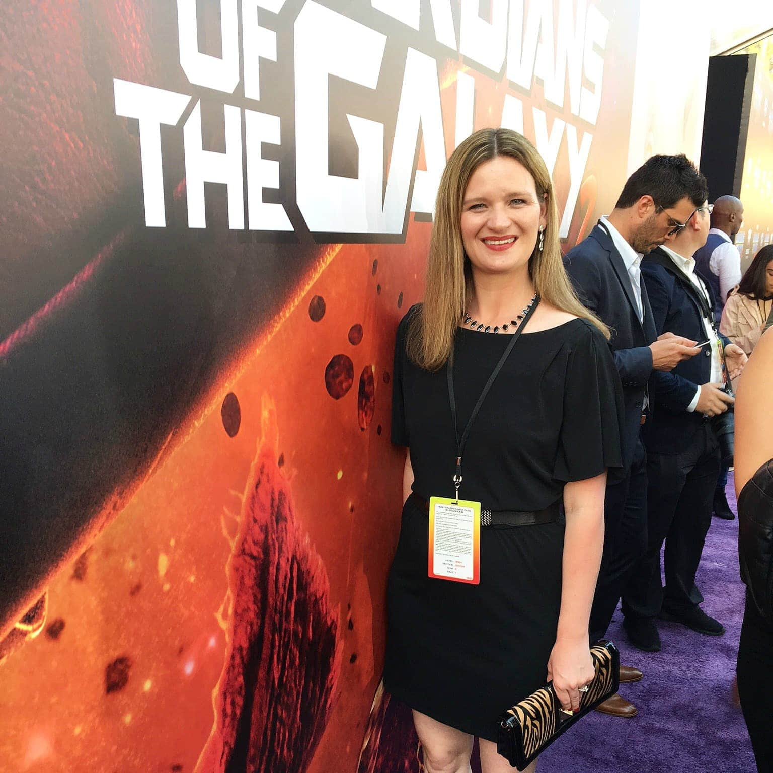 Guardians of the Galaxy World premiere