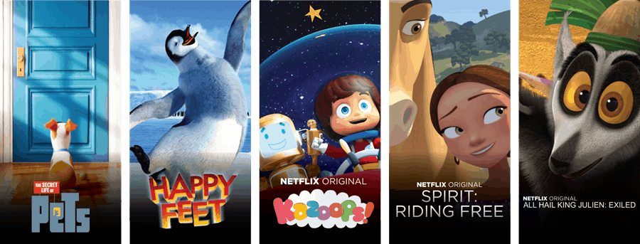 Netflix Kid Shows