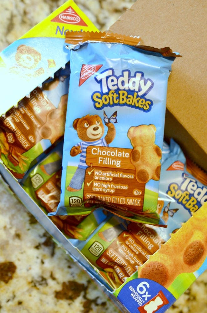 Teddy softbakes