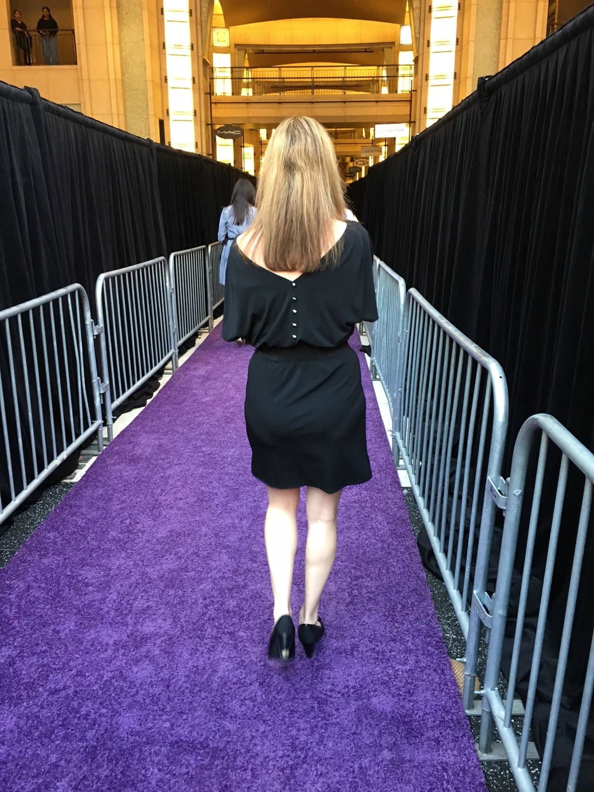 The Purple carpet of Marvel