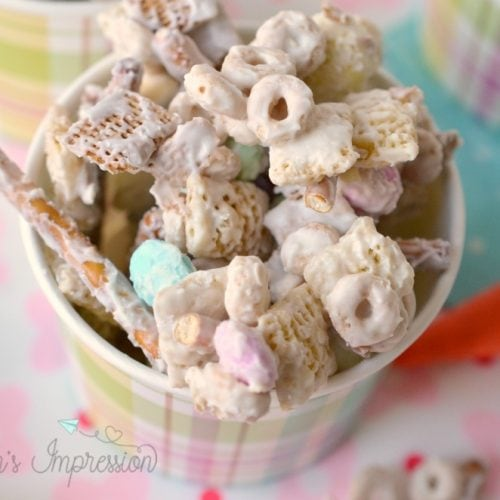 easter snack recipes