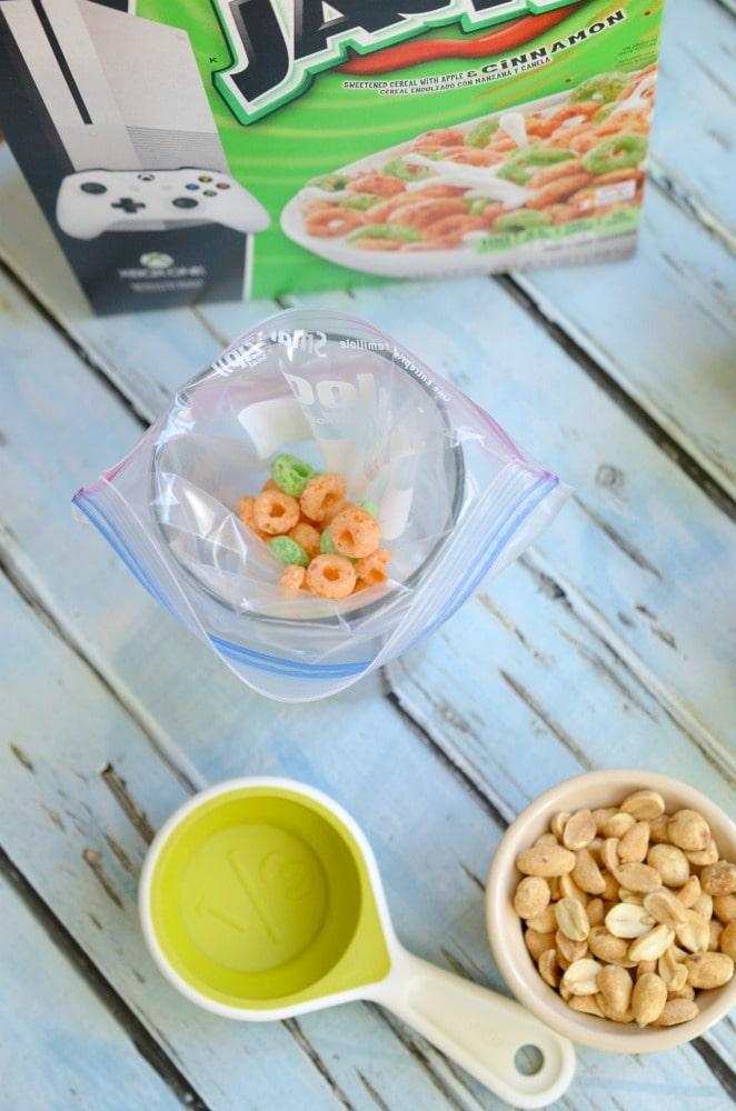 fast snack recipes