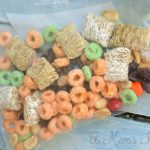 Fast Snack Recipes ~ on the go Kids Snack Mix Recipe