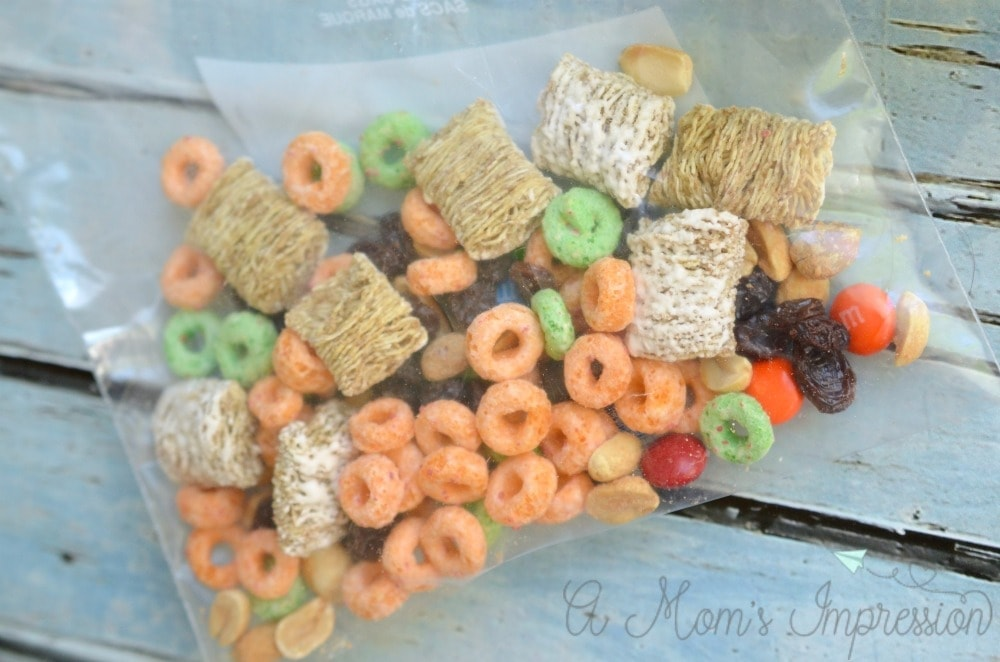 kid snack recipes