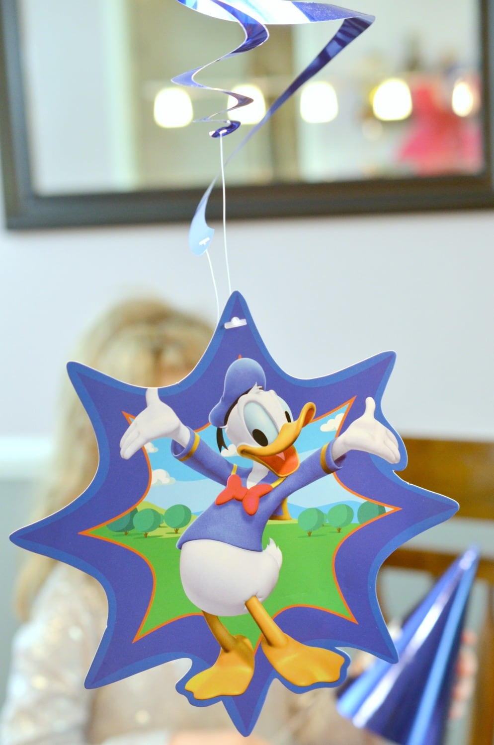 Donald Duck Party Decorations