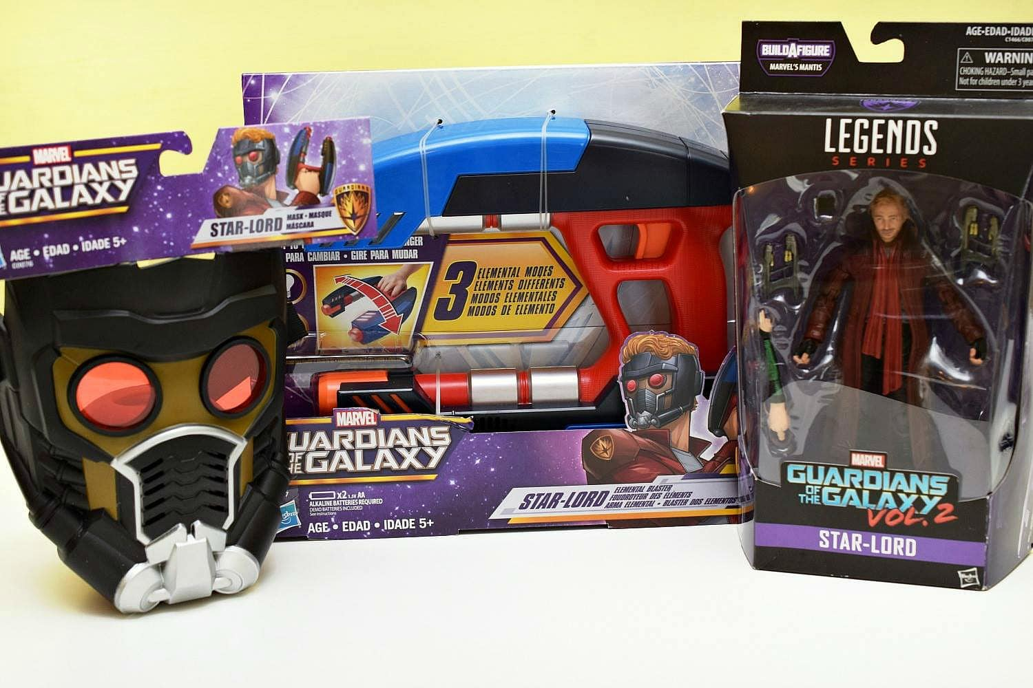 The best guardians of the galaxy 2 toys your kids will love for Galaxy toys