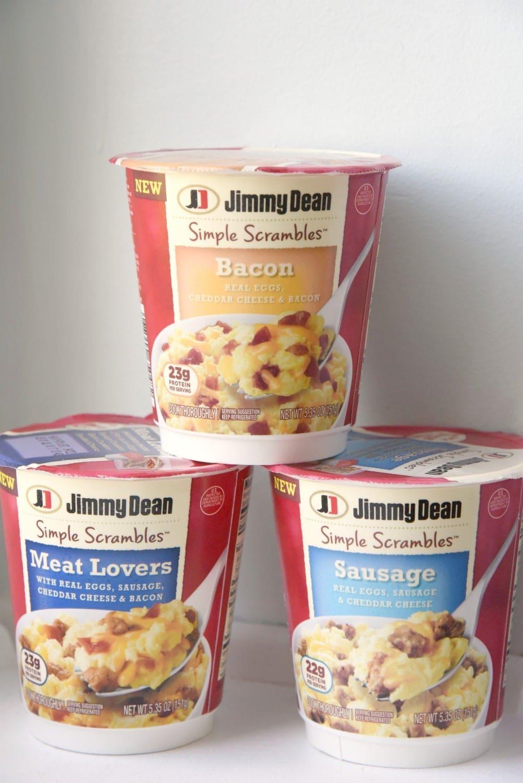 Jimmy Dean Simple Scrambles