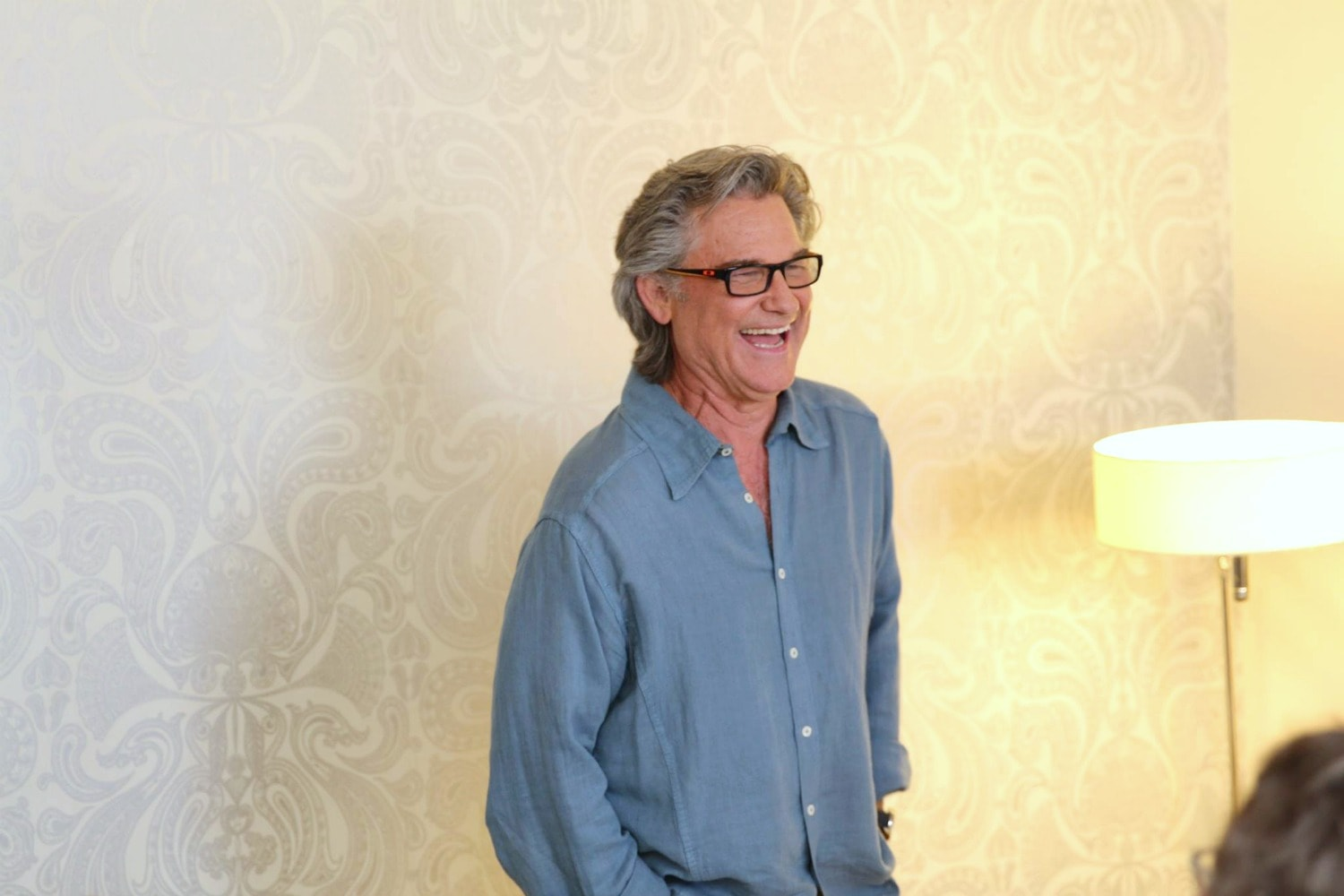 Kurt Russell Ego Interview