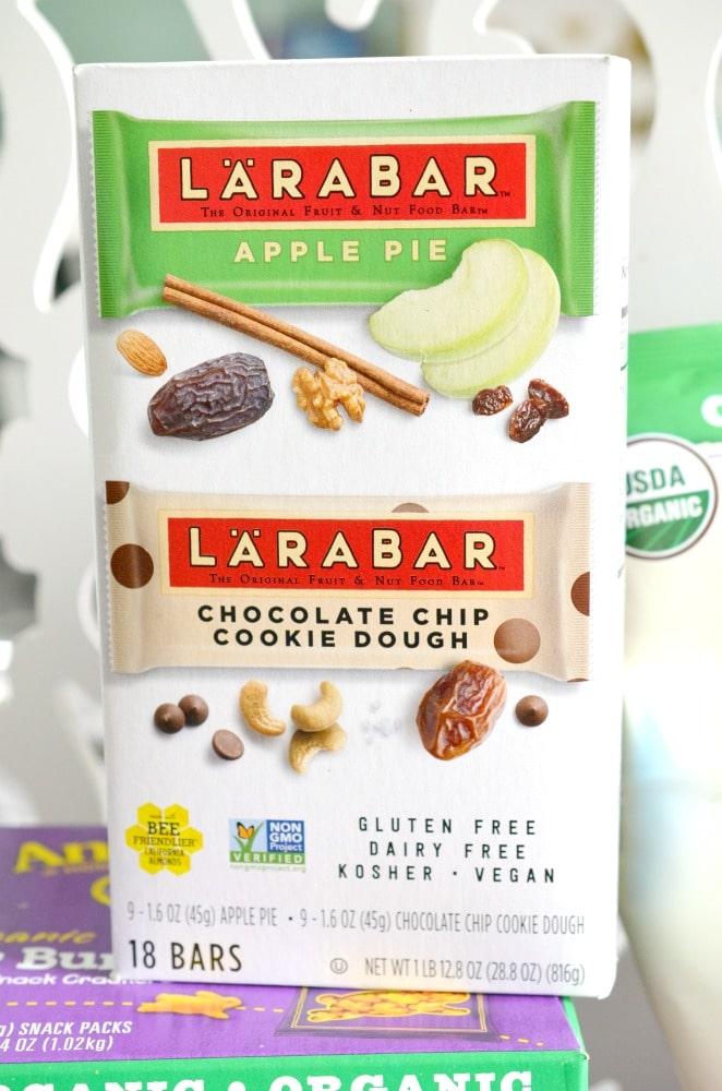 LARABAR bars