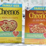 Cheerios Boxes