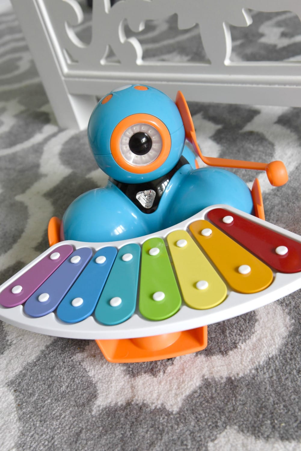 wonder workshop xylophone dash robot