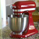 Kitchen Aid Artisan Mini Stand Mixer