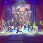 My Behind the Scenes Experience at Marvel Universe LIVE! Age of Heroes