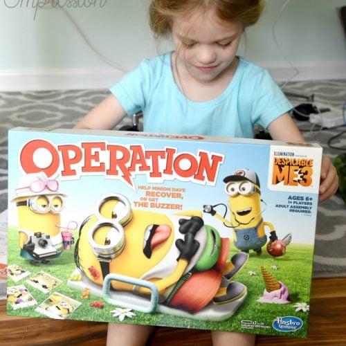 Minions Operation