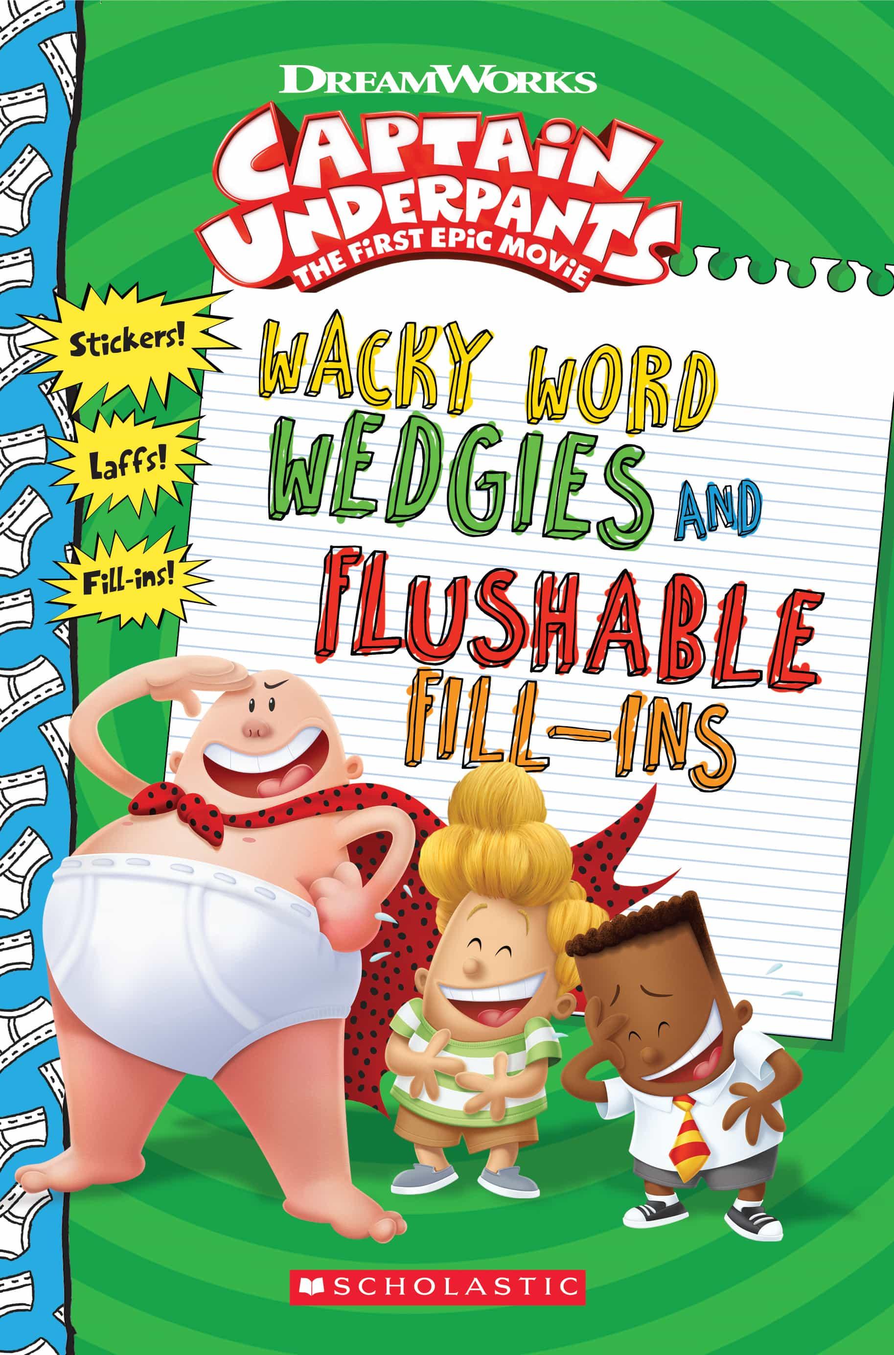 captain underpants books