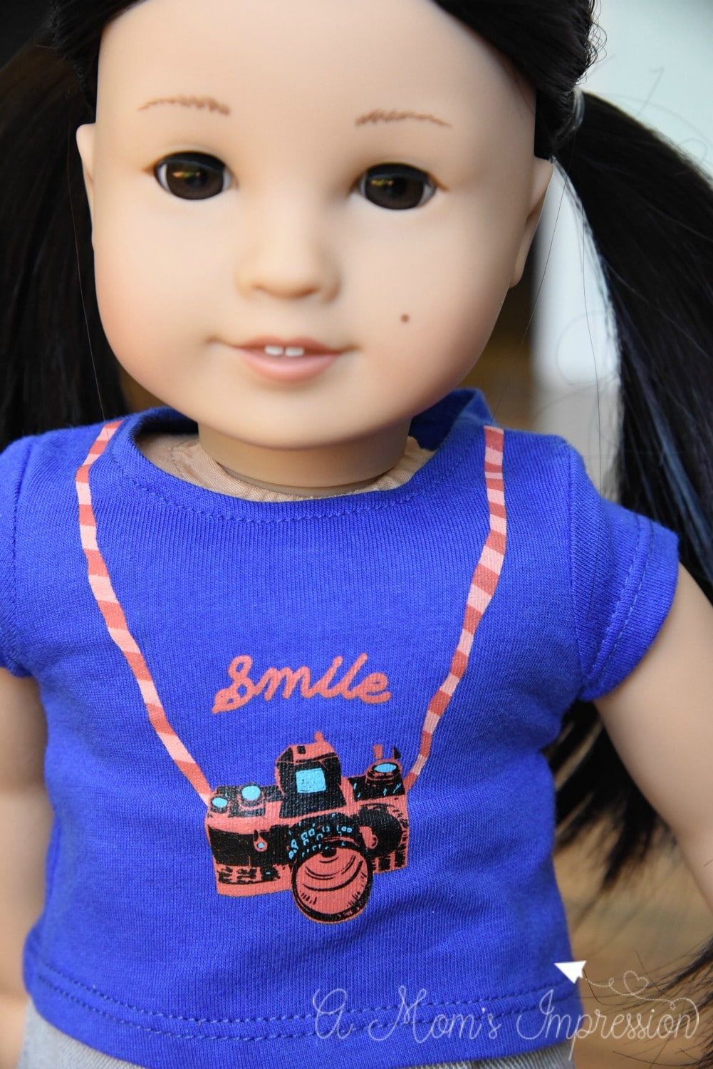 The newest Asian American Girl Doll Z Yang