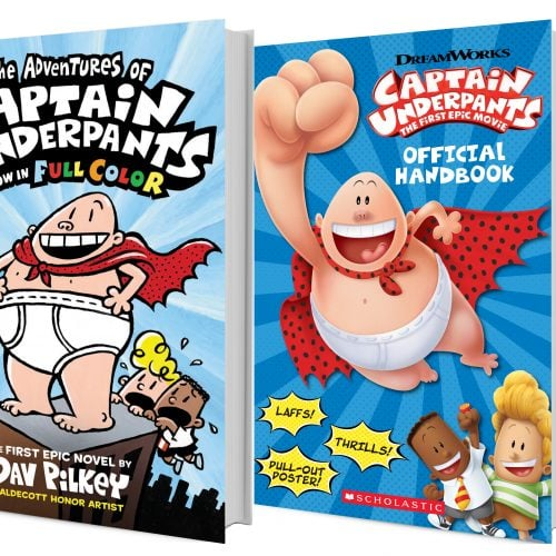 captain underpants giveaway