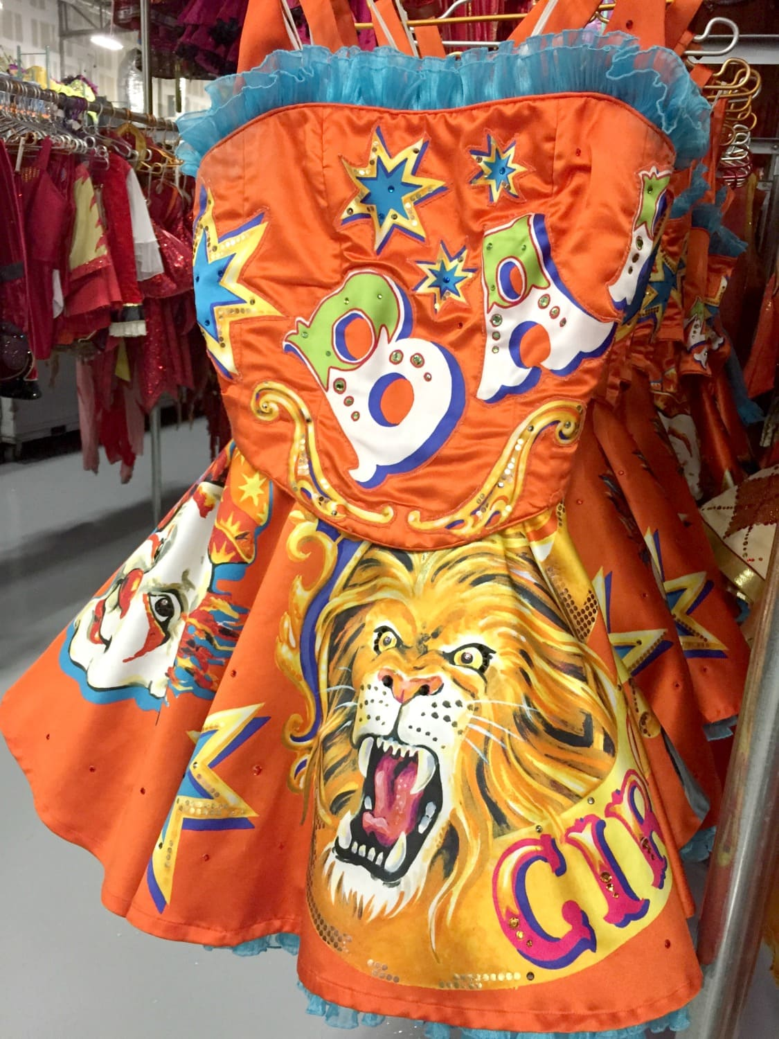 circus outfit