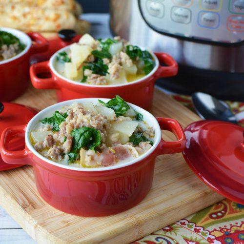 Copycat Olive Garden Soup Recipe
