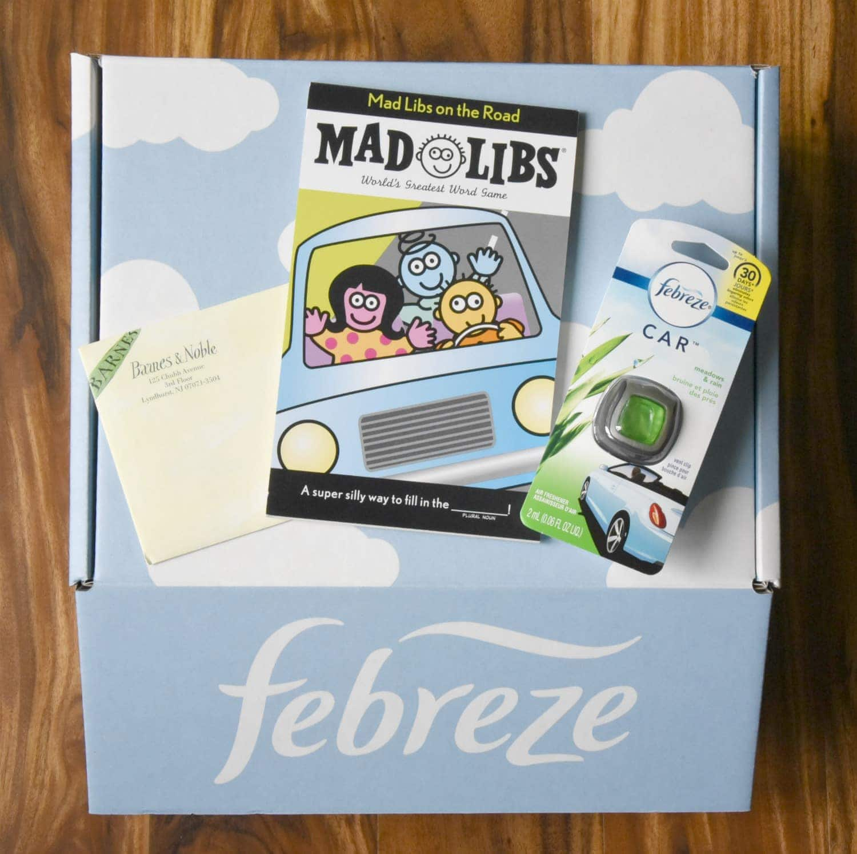 Febreze Happy Box