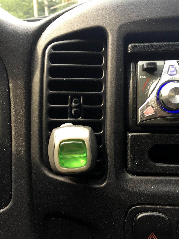 Febreze car in the car