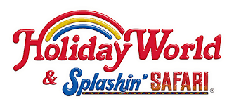 Holiday world splashiin safari logo