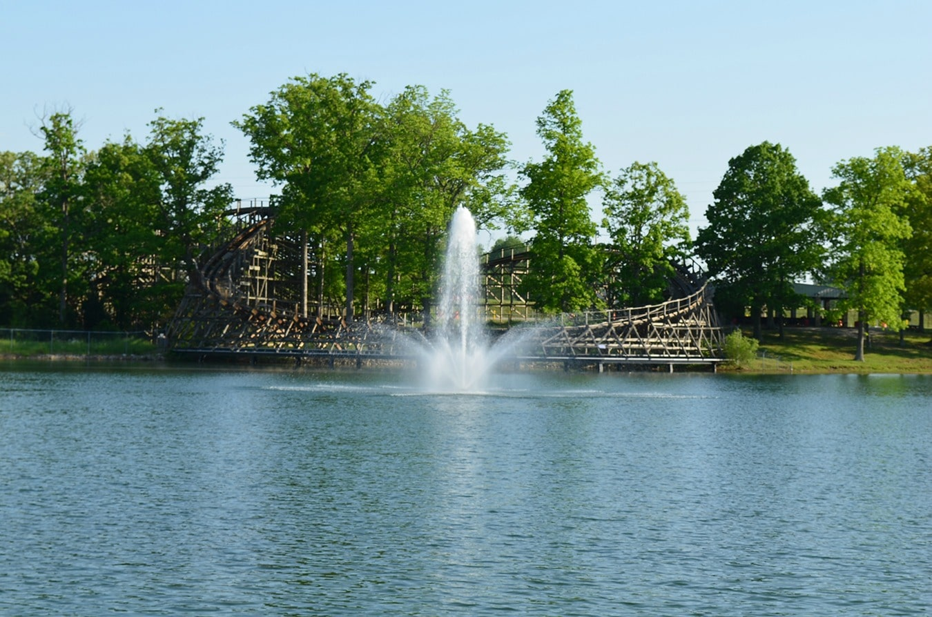 Lake Rudolph Fountain