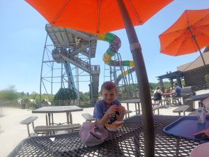 Splashin' Safari Water Park at Holiday World