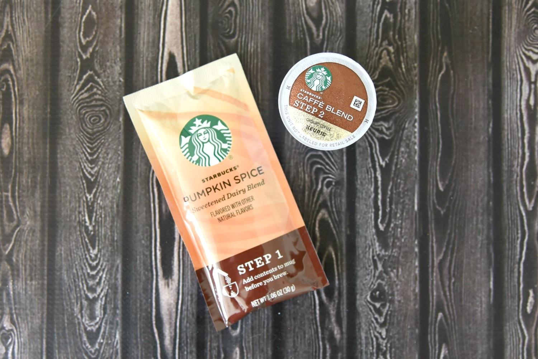 Pumpkin Spice Caffè Latte k-cup