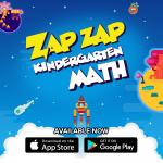 Getting Ready for Kindergarten: Zap Zap Kindergarten Math