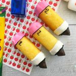 Fun Back to School Desserts – Pencil Twinkies