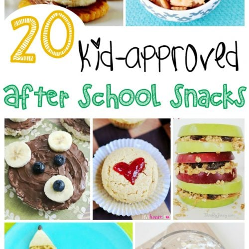 After School Snack Ideas
