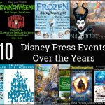 10 Disney Press Events