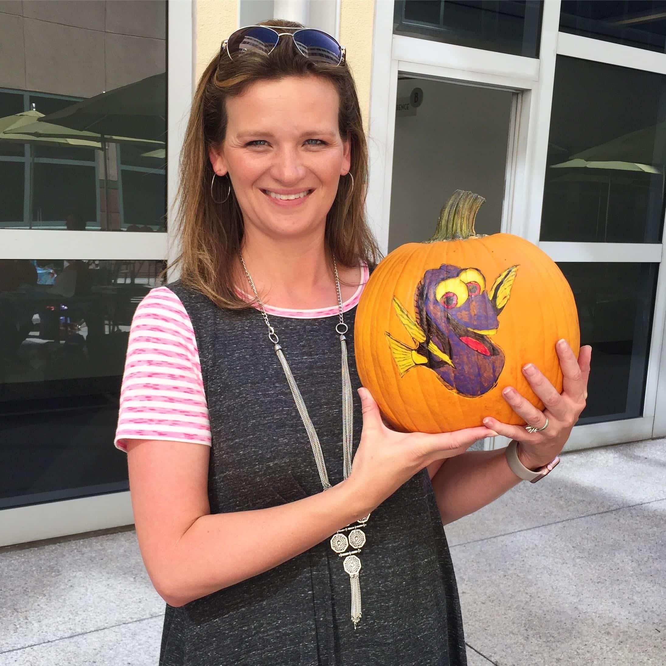 Dory Pumpkin