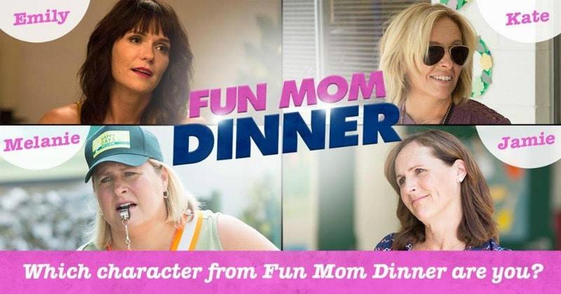 Fun mom dinner quiz